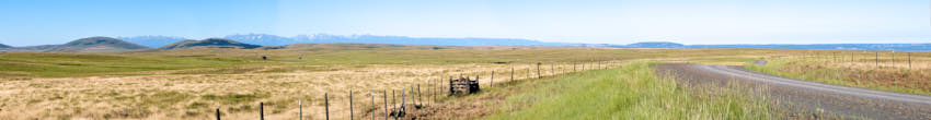 zumwalt road summer panorama tn