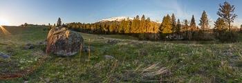 joseph wallowa lake panorama tour