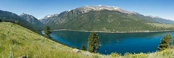 wallowa lake moraine-tn