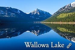 wallowa lake imformation website