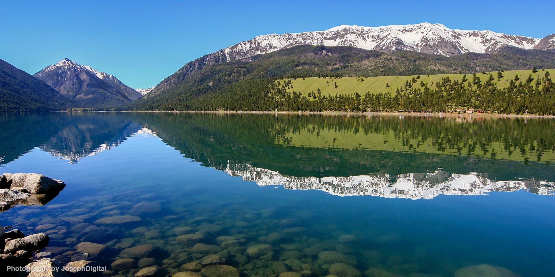 Wallowa Lake Magic