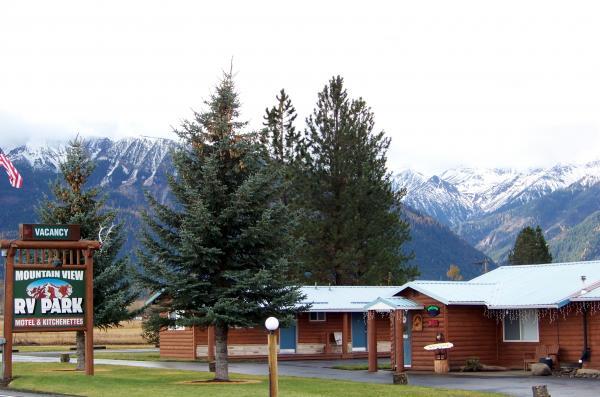 Mountain View Motel & RV Park