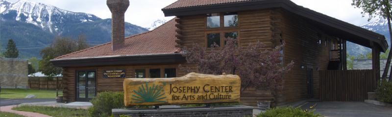 The Josephy Center on Main Street